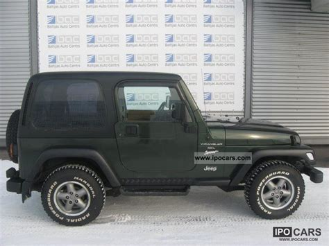 1998 Jeep 4 0 Engine 1998 Jeep Wrangler 4 0 Sport Car Photo And Specs