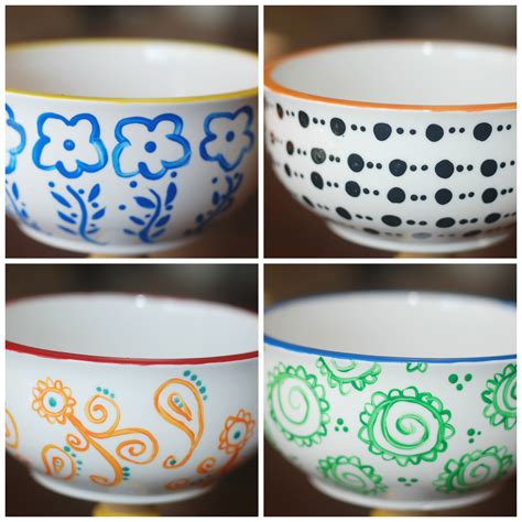 bowl designs diy anthropologie bowls it all started with paint