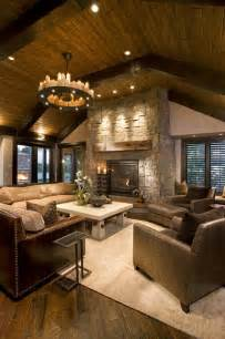 rustic family room ideas 18 cozy rustic living room design ideas style motivation