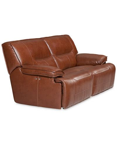 macys ii leather sofa closeout beckett 88 quot 2 pc leather sectional sofa with 2