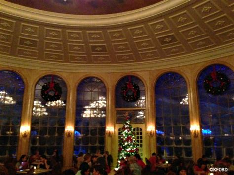 Last Day For Christmas Decorations Be Our Guest Revisited Fantastic Dining Experience At