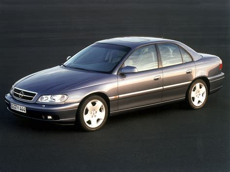 Opel Omega B 2003 Models Auto Database Com