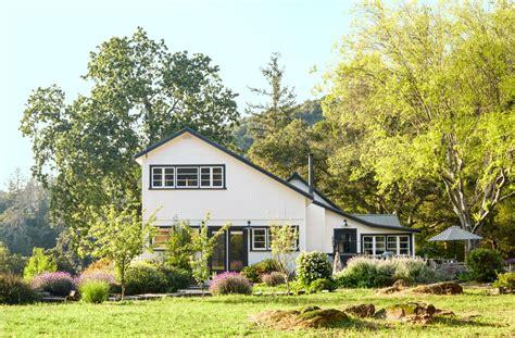 Napa Valley Cottage Un Cottage En Californie Planete Deco A Homes World
