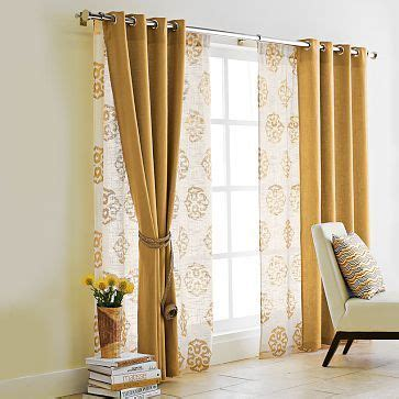 living room curtain rods double curtain rod w grommet curtains and sheers living