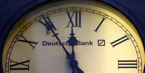 deutsche bank commerzbank es hora de que deutsche bank y commerzbank se junten