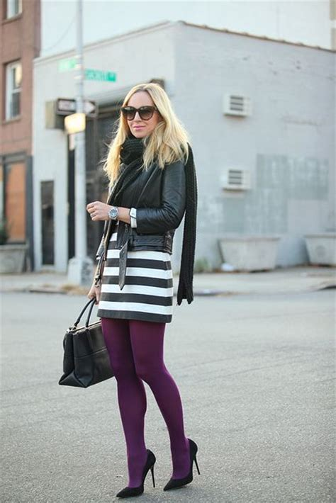 26599 White Black Mixed Blouse Blouse H Kode Vc8328 1 17 best images about the right tights on ombre