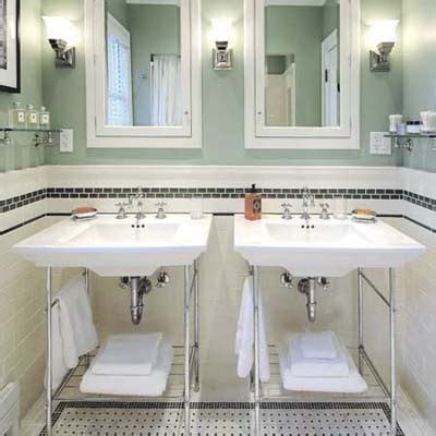 vintage style bathroom sink floor plan strategies modern bath vintage looks this