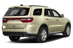 Dodge Suv New 2017 Dodge Durango Price Photos Reviews Safety