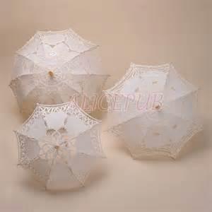 wedding parasol umbrella bridal shower umbrella by alicepub