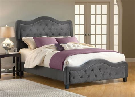 button tuck headboard the trieste bed is both fashionable and comfortable an