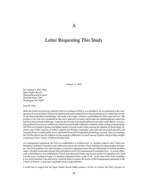 request letter for book review appendix a letter requesting this study assessment of
