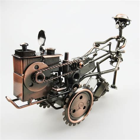 Salon De Jardin En Mãģ Tal Get Cheap Tracteur Artisanat Aliexpress
