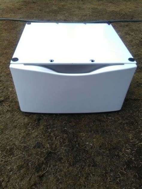 Whirlpool Laundry Pedestal Drawer For Duet by Whirlpool Duet Pedestal Drawer Appliances In Lynnwood