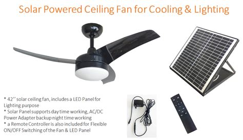solar powered ceiling fan solar powered ceiling fan for gazebo ceiling fans lights