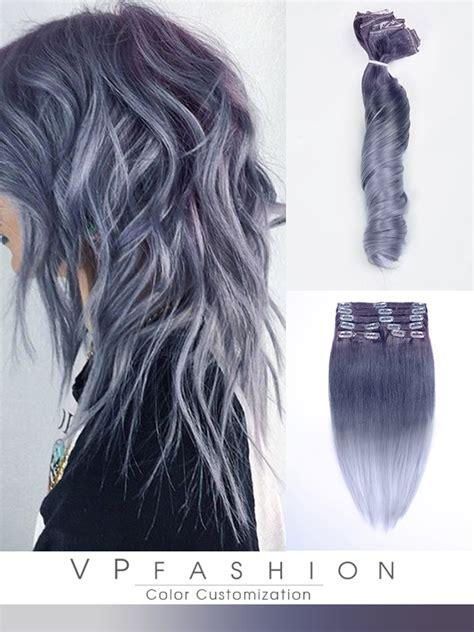 colorful hair colorful hair extensions vpfashion