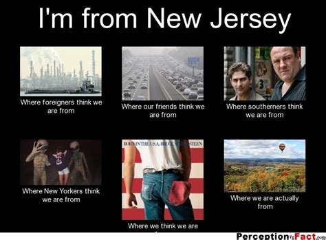 i my new jersey books i m from new jersey what think i do what i