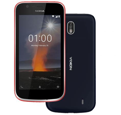 Hp Nokia Android 5 Inch nokia 1 android oreo go edition smartphone with 4 5 inch display 4g volte and swappable