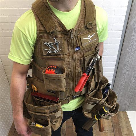dual zip tool roll pouch xl erramientas