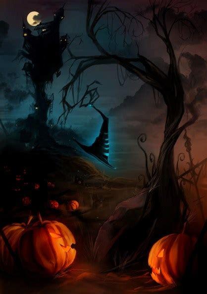 imagenes halloween tenebrosas imagenes de miedo para halloween