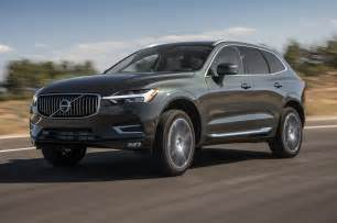 Volvo Xc60 Emissions 2018 Volvo Xc60 T5 And T6 Test Review Motor Trend