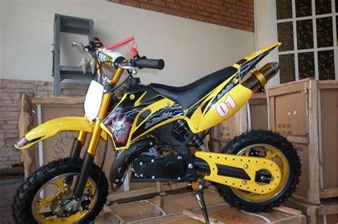 Motor Trail Mini Se 50cc Gazgas motor mini trail 50cc sayang anak jual motor merk