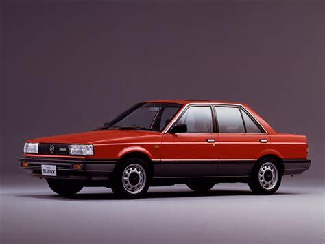 nissan sunny b12 nissan sunny 1500 turbo super saloon b12 1985 87