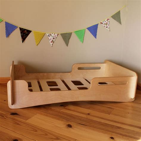 montessori floor bed natural toddler bed montessori bed crib sized infants