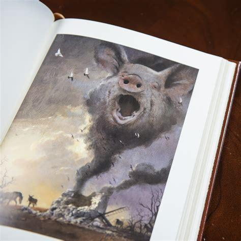 animal farm the illustrated animal farm deluxe illustrated edition easton press
