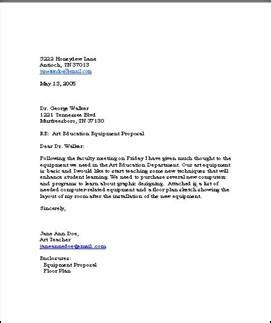 Personal business letter personal letter example