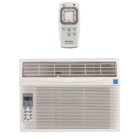 Sharp Comfort Touch Air Conditioner by Sharp Electronics Afs80rx Energy 8 000 Btu 115 Volt