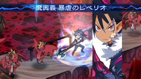 5 New Opening On October 16 by Disgaea 5 Website Fully Opens New High Resolution