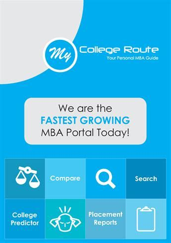 Mba Portal by My College Route Leading Mba Portal In India Authorstream