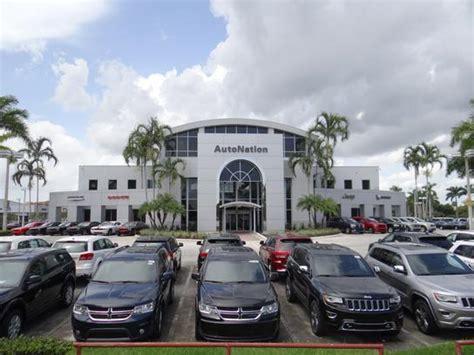Jeep Dealers Florida Autonation Chrysler Dodge Jeep Ram Pembroke Pines Car