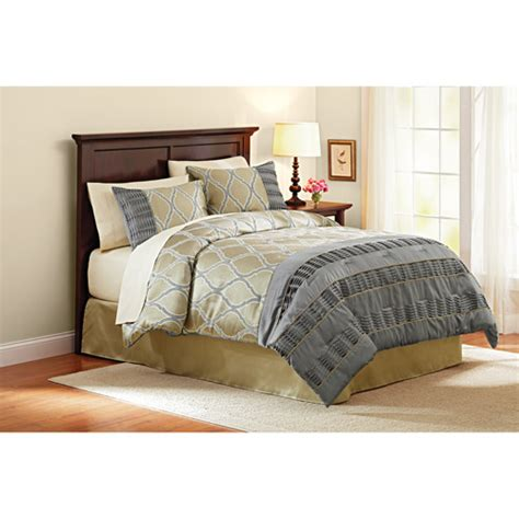 better homes comforter sets better homes and gardens empire 4 piece bedding comforter