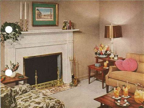 1950's apartment interior   Tags : 1950's homes for sale