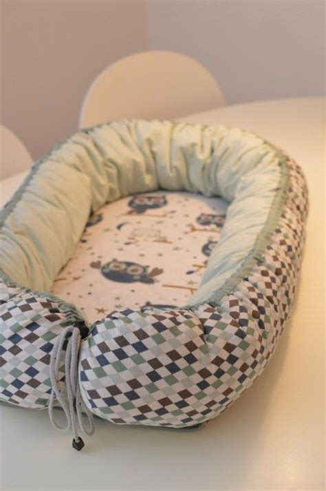 baby nest bed baby nest free sewing pattern and tutorial sewing for baby pinterest sewing