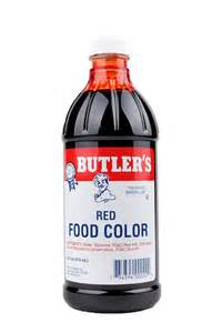 butler s red food coloring 16oz
