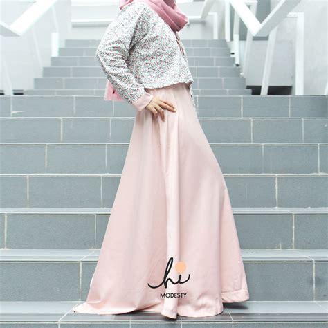 Palmera Syar I By Fa Fashion jamine series muslimah syar i pink blue