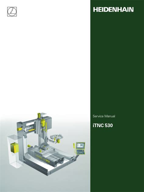 heidenhain itnc 530 technical manual