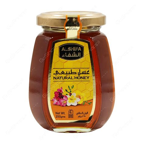 Al Shifa Honey 250 G buy cans jars products from grand supermarket