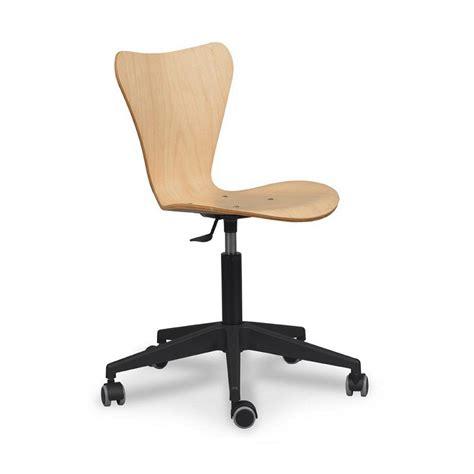 sillas giratoria silla para colectividades giratoria en madera modelo venus