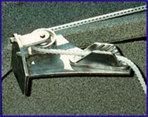 drift boat anchor arm dierks anchor systems