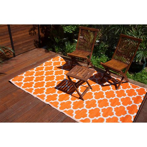 Tangier Outdoor Rug Tangier Carrot Indoor And Outdoor Plastic Rugs Fab Rugs