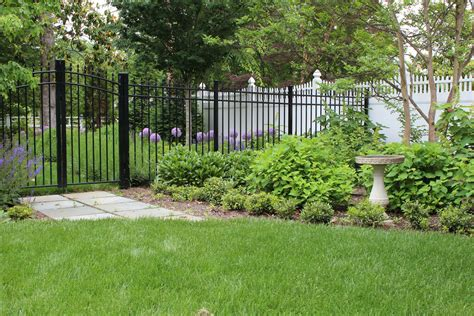enolivier com vegetable garden with fence as long as fredericksburg landscape design and pool revolutionary