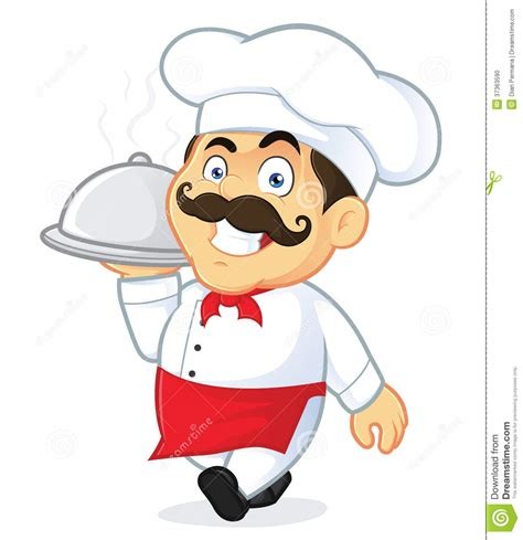 chef clipart catering cliparts