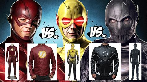 flash for ultimate costume guide of the flash flash zoom