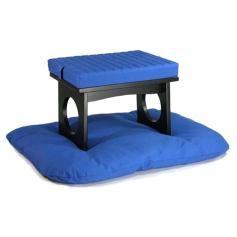 zen meditation bench cloud meditation bench set zen black samadhi cushions