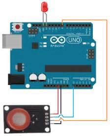 mq 7 carbon monoxide sensor circuit built with an arduino