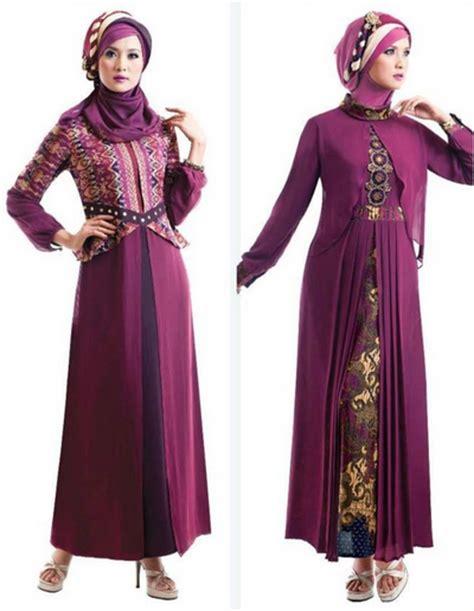 Gamis Hodie Baju Gamis 15 contoh gambar baju gamis muslim terpopuler 2015