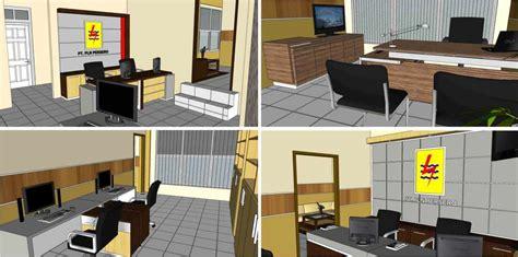 prinsip layout kantor pekerjaan interior kantor pln rayon samboja kukar samboja